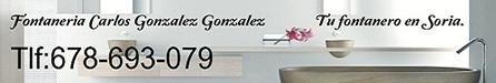 Fontanería Carlos González Calefacción Gas Energías Renovables